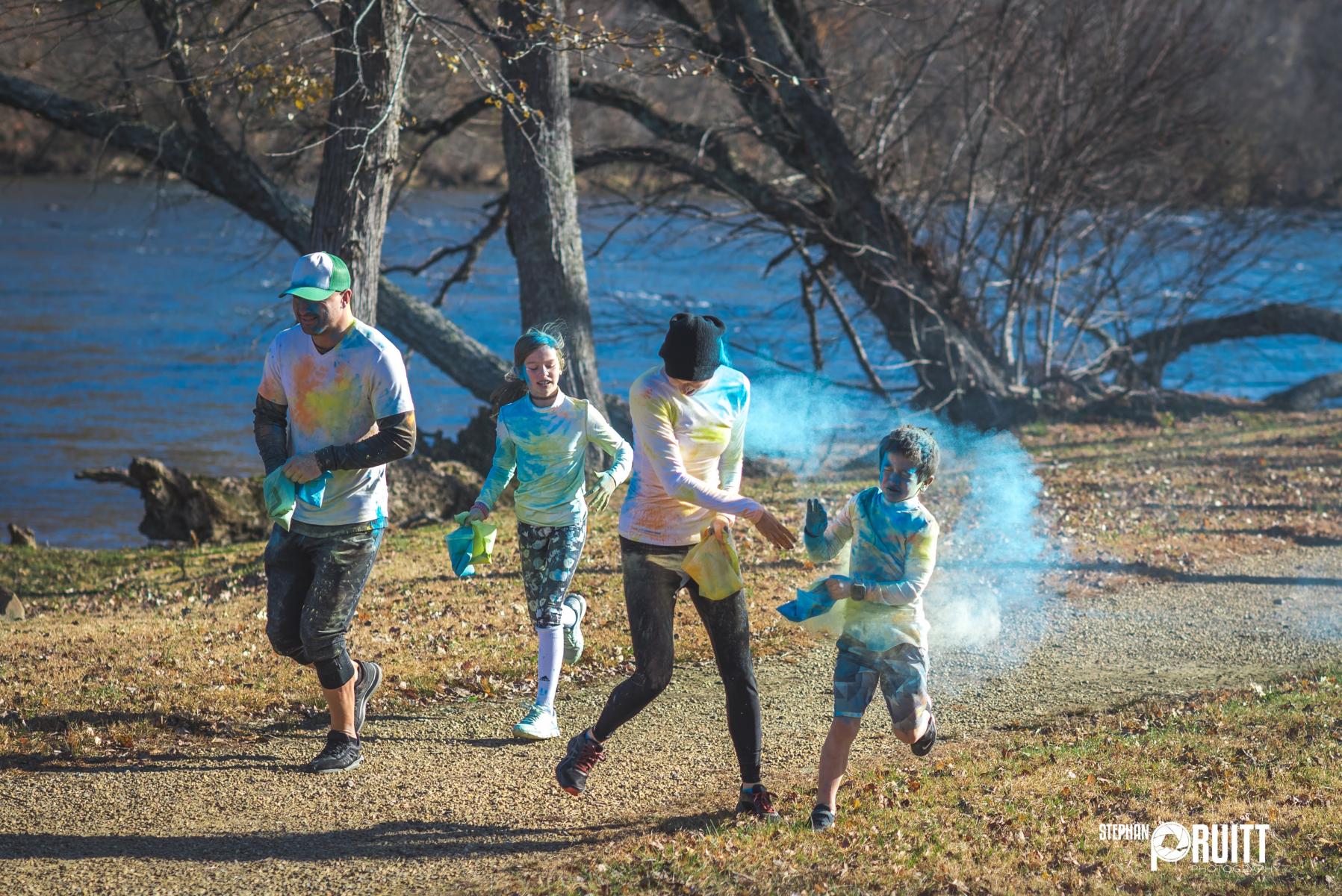 Stephan-Pruitt-Photography-Olivette-Color-Run-5k-Arica-Haro-November-Asheville-2019-49