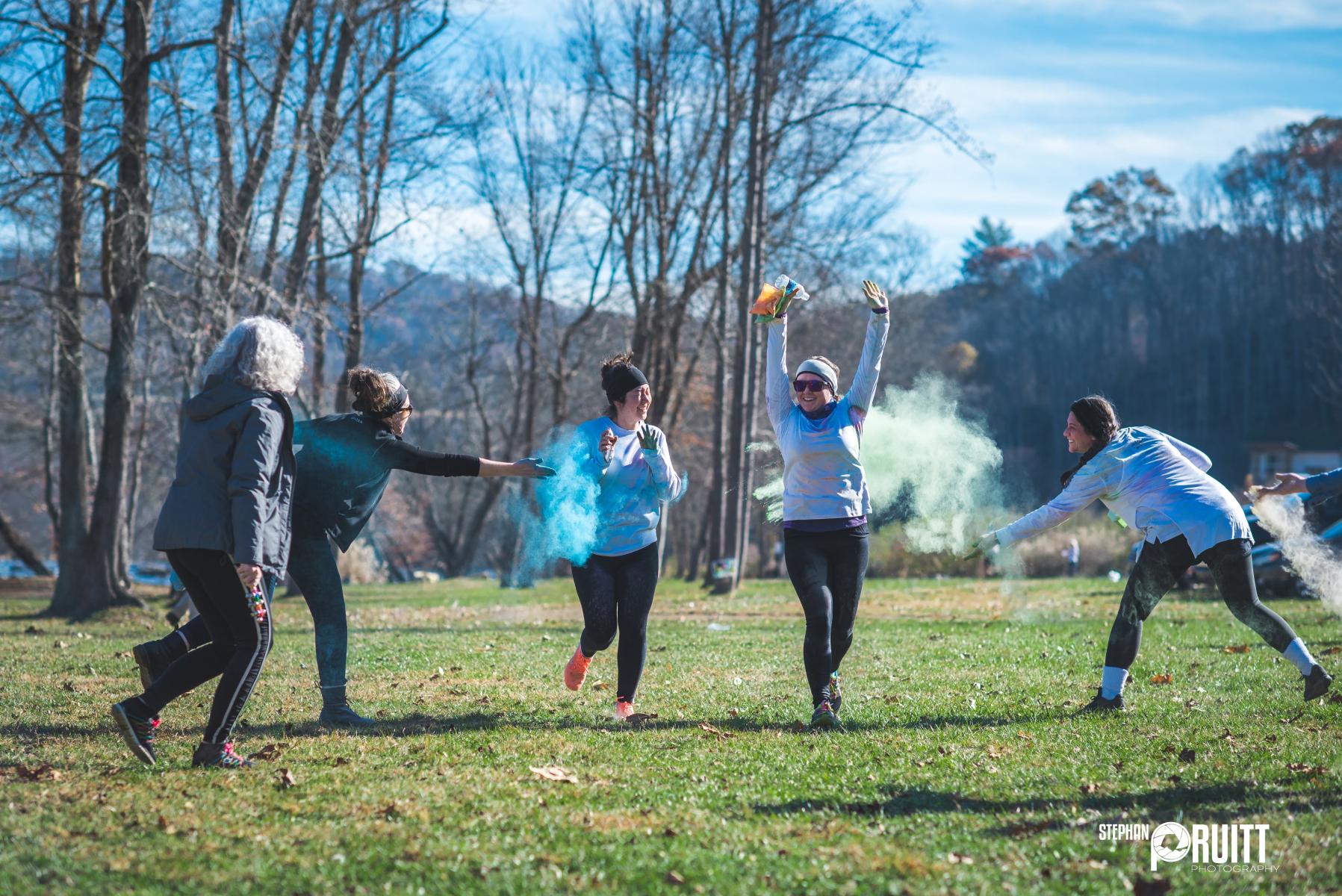 Stephan-Pruitt-Photography-Olivette-Color-Run-5k-Arica-Haro-November-Asheville-2019-94