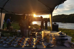Farm to Table Dinner on the River