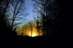 Sunrise in Rivercrest