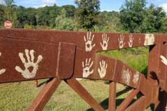 Handprints of the Olivette Kiddos