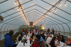 Greenhouse Dinner