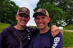 Stephen and Scott Austin