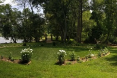 Wedding Circle on Azalea Island