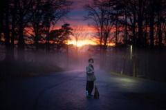 Photo of Resident in Rivercrest (artwork provided by owner)
